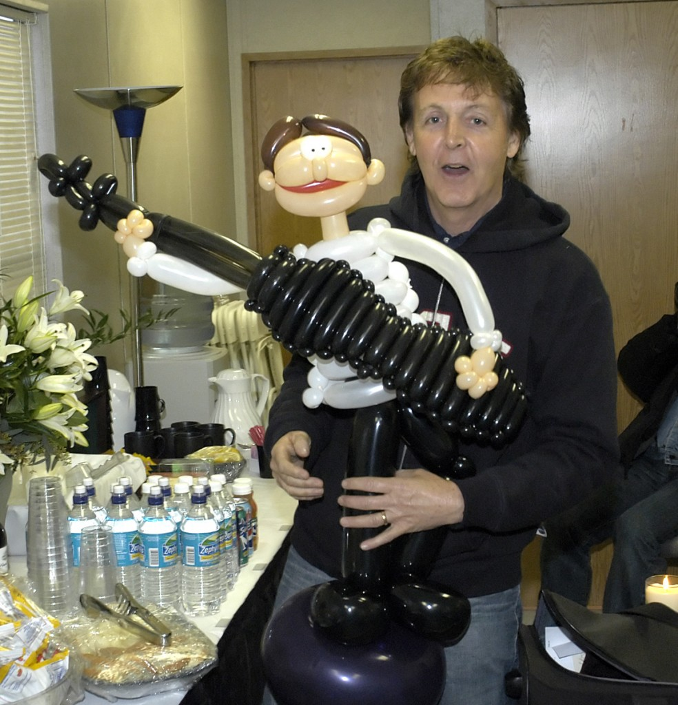 Paul McCartney and Likeness
