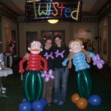 TWISTED: A Balloonamentary Screening at Tivoli Theatre