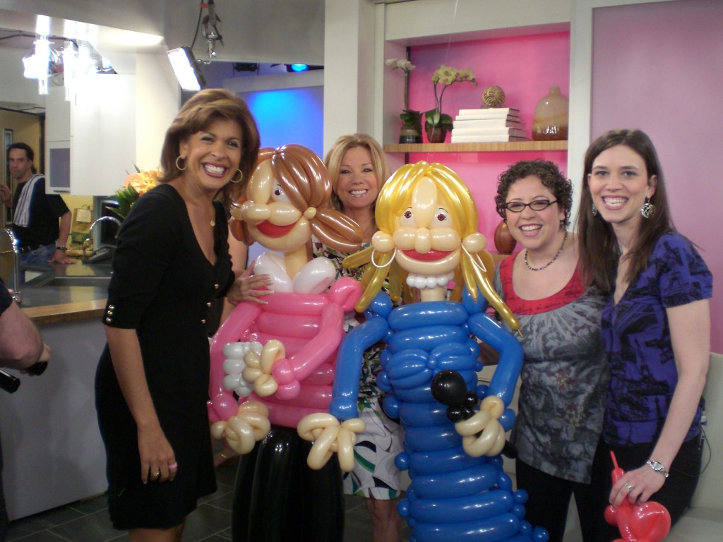Hoda Kotb, Kathie Lee and Likenesses