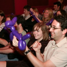 TWISTED: A Balloonamentary Screening at Pioneer Theatre