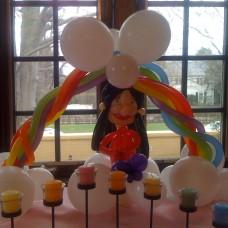 Erica's Rainbow-Themed Bridal Shower