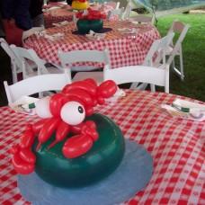Lobster Bake Rehearsal Dinner for Meyer Wedding