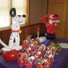 Ava's 5th Birthday party