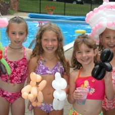 Katie's Pool Party